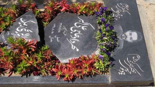 سنگ قبر گرانیت نطنز کد T301