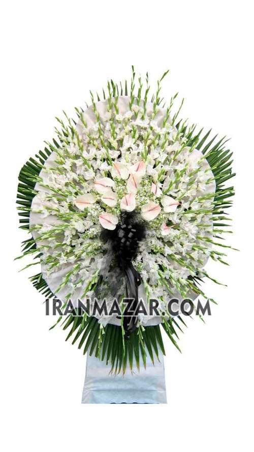 بهترین تاج گل _ گل آرایی _ پایه گل