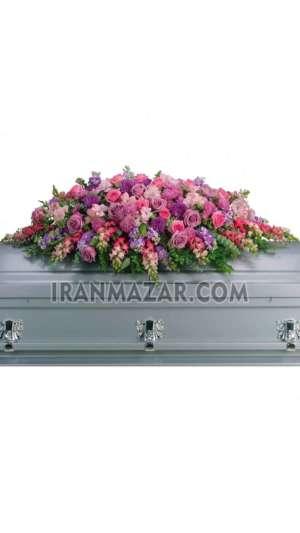 گل تابوت یا گل مزار کد 302