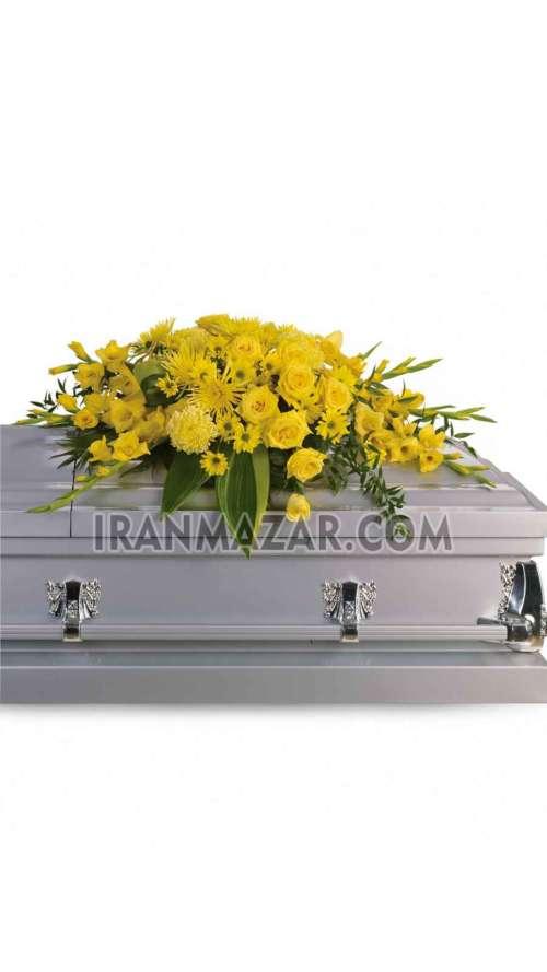 گل تابوت یا گل مزار کد 303